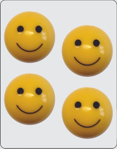 Ventielkapje smiley