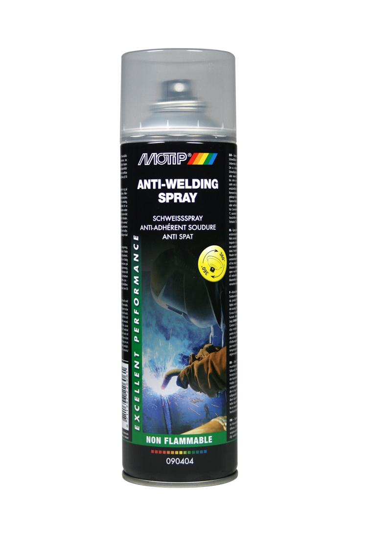 Motip antispatspray lasspray 400ml