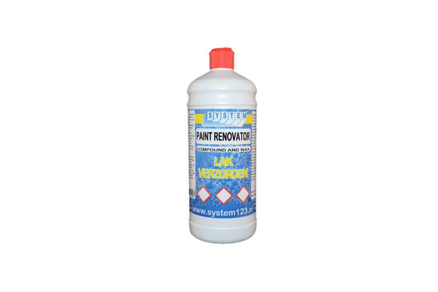 System paint renovator 1 liter