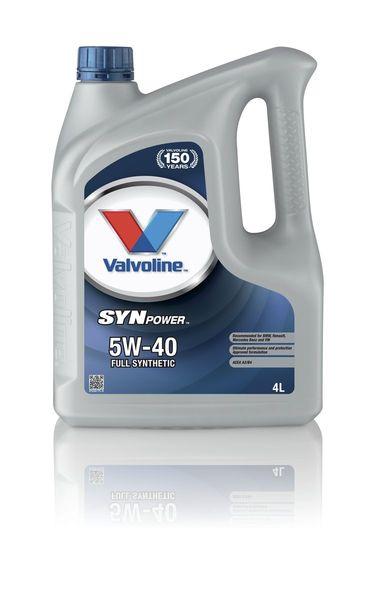 Valvoline Synpower 5W40 5 liter