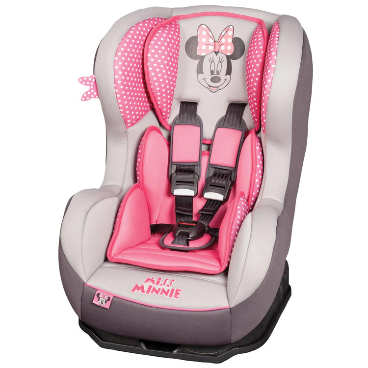 Autostoel Disney Cosmo Minnie Mouse 0/1