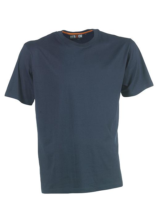 Herock Argo t shirt korte mouw donkerblauw L