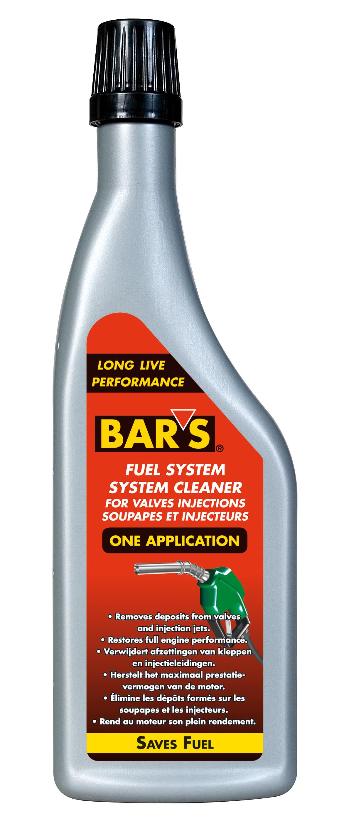 Afbeelding van Bar's Fuel System Cleaner