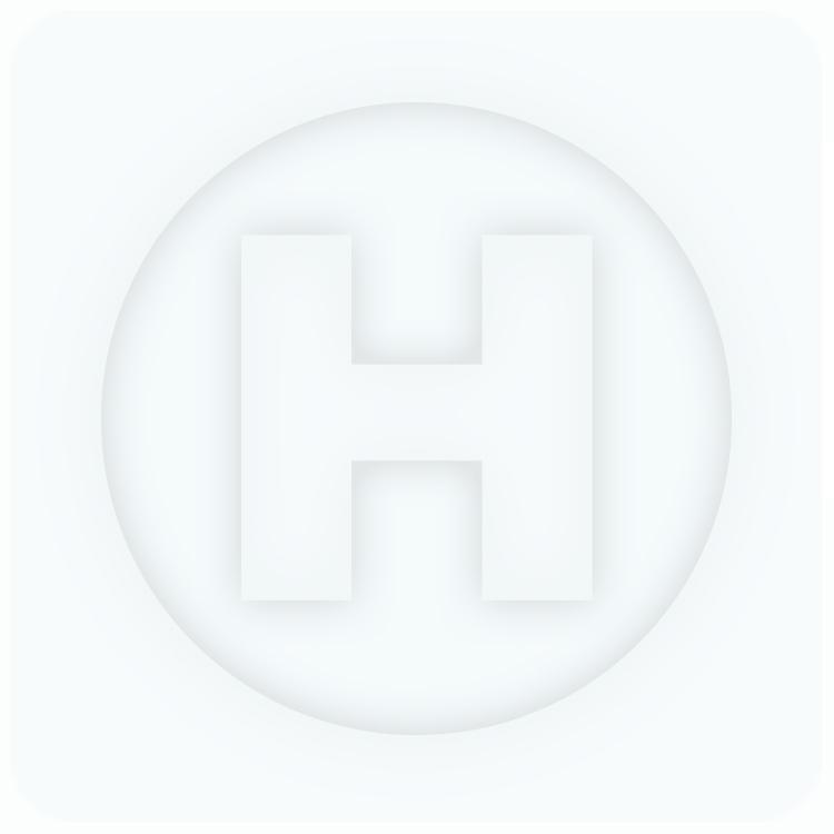 4 delige Blauwe stoelhoezenset