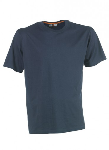 Herock Argo t shirt korte mouw donkerblauw XL