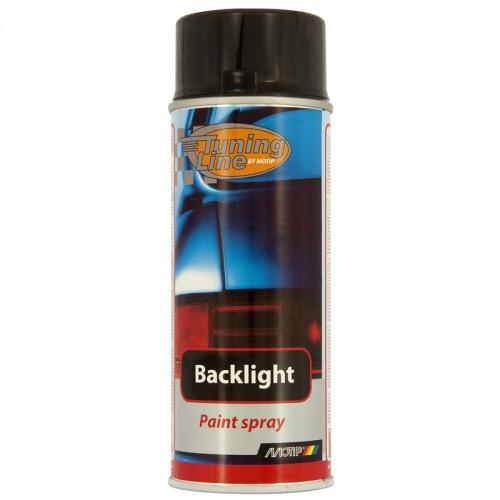 Motip achterlicht spray blacklight 400ml