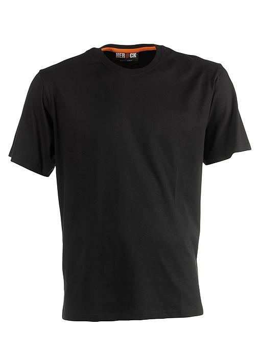 Herock Argo t shirt korte mouw zwart XXXL