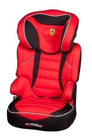 Autostoel Ferrari Befix SP Rosso 2-3