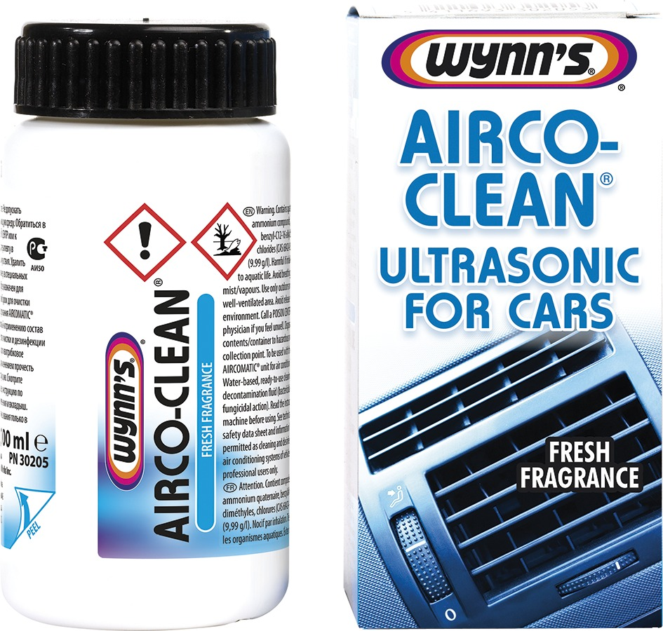 Wynn's Airco clean Ultrasonic 100ML