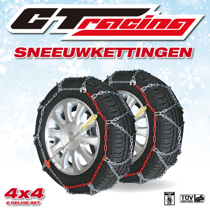 Sneeuwketting 4x4 CT-Racing KB37
