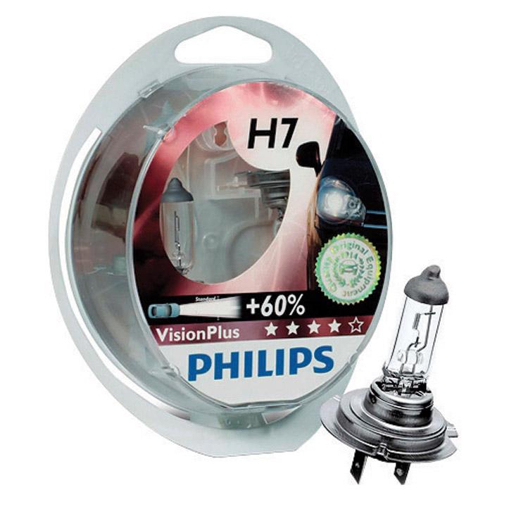 Philips Set Visionplus H7