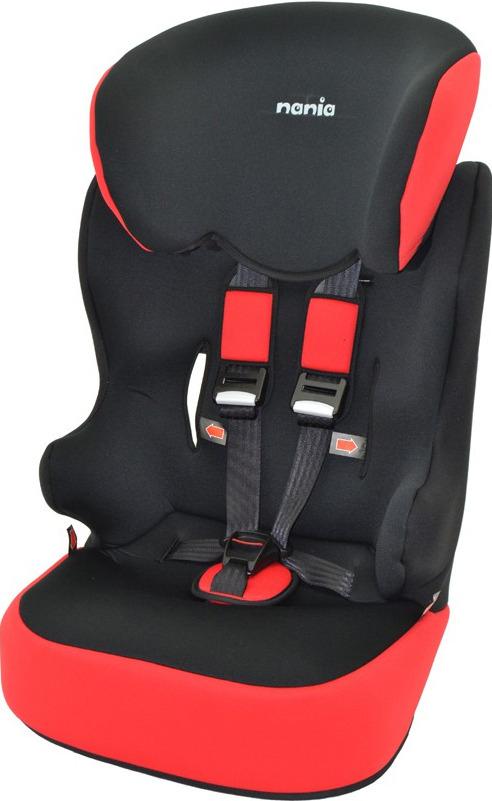 Autostoel Nania Racer SP Paprika 1-2-3