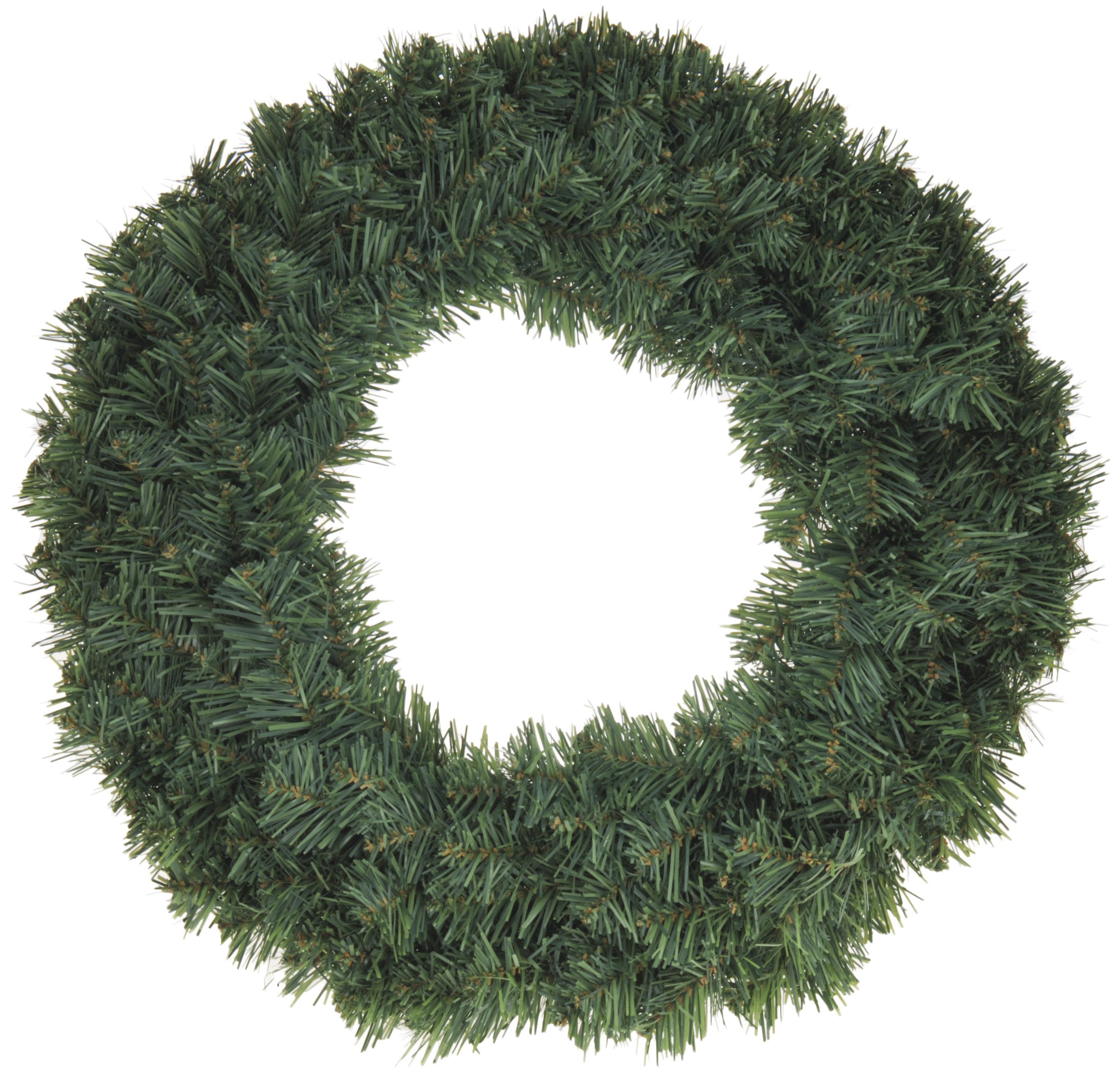 Groene krans 40 cm