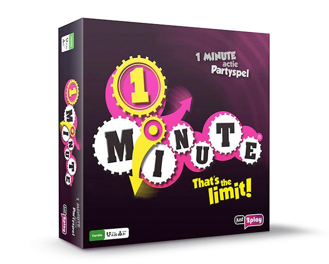 Afbeelding van 1 Minute - Bordspel