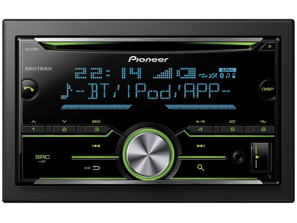 Pioneer FH-X730BT autoradio Heuts.nl > Audio & navigatie