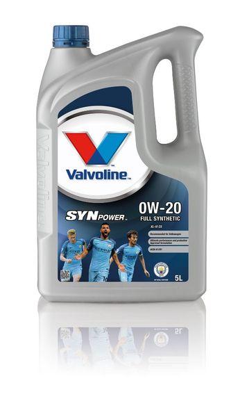Valvoline Synpower XL IV C5 0W20 5 liter