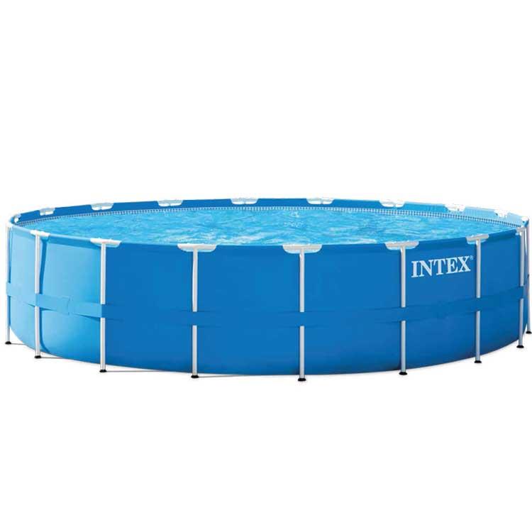 INTEX™ Metal Frame Pool - Ø 549 x 122 cm (set)
