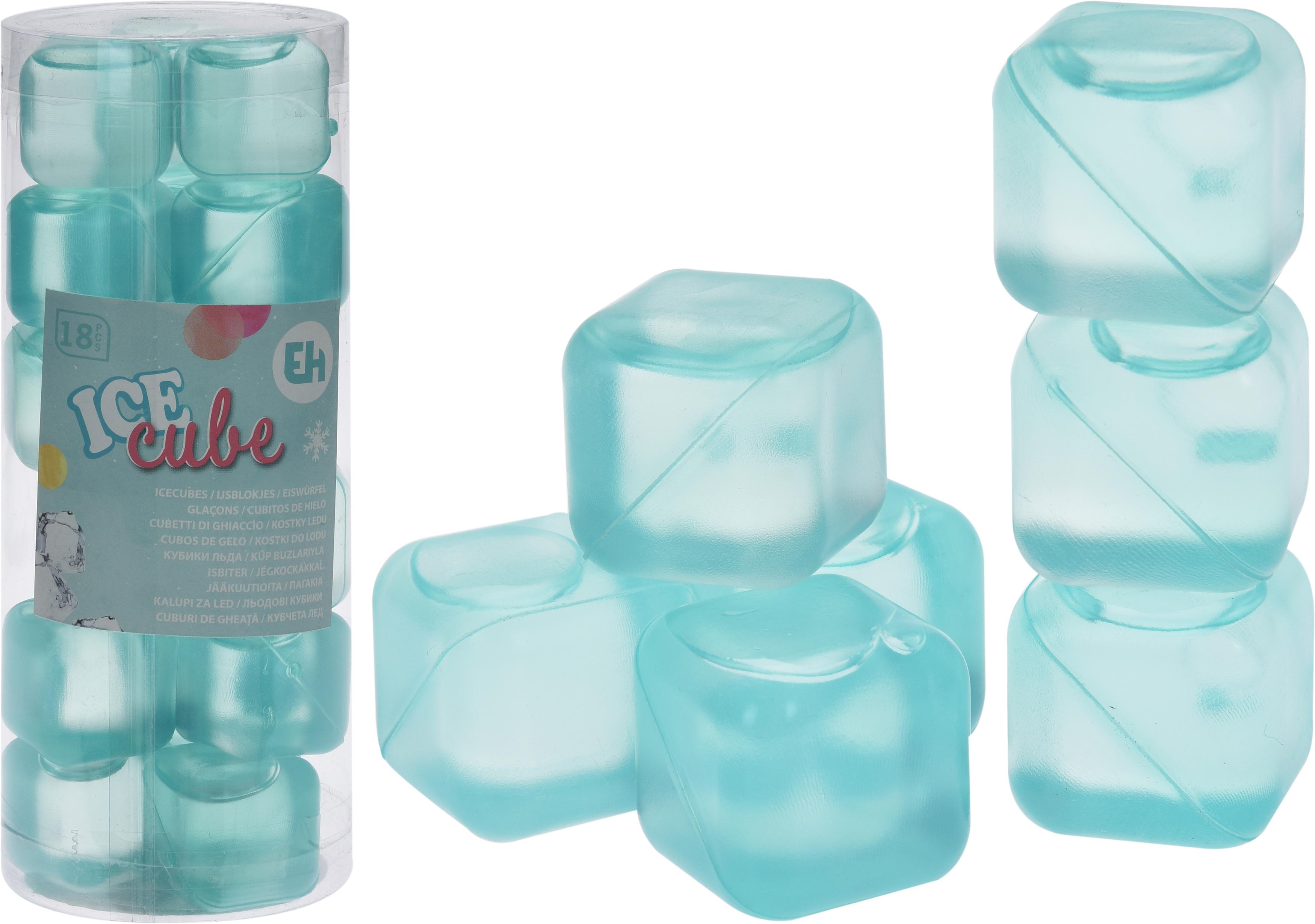 Afbeelding van 18-delige ijsblokjesset
