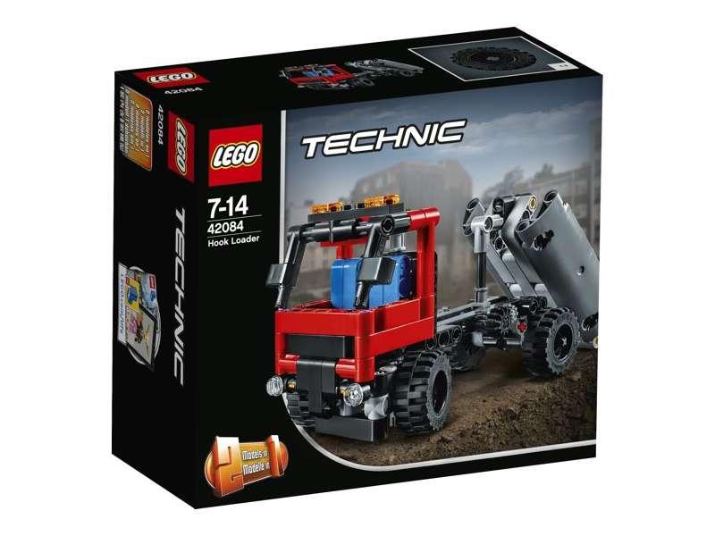 Lego Haaklader