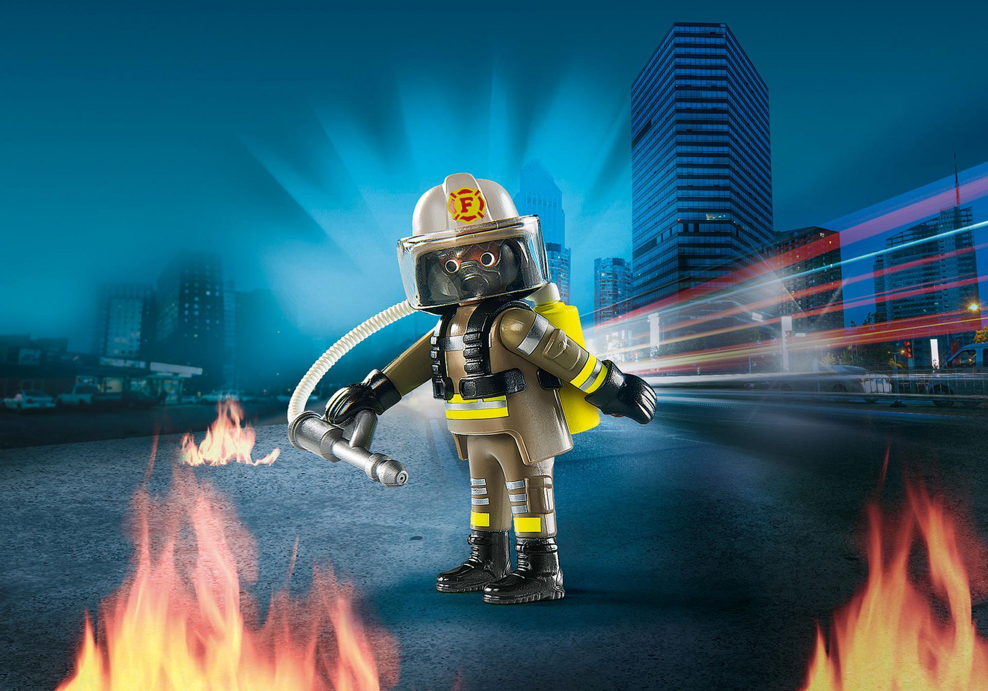 Playmobil Brandweerman