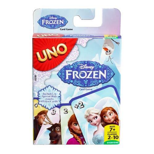 Uno Frozen Kaartspel