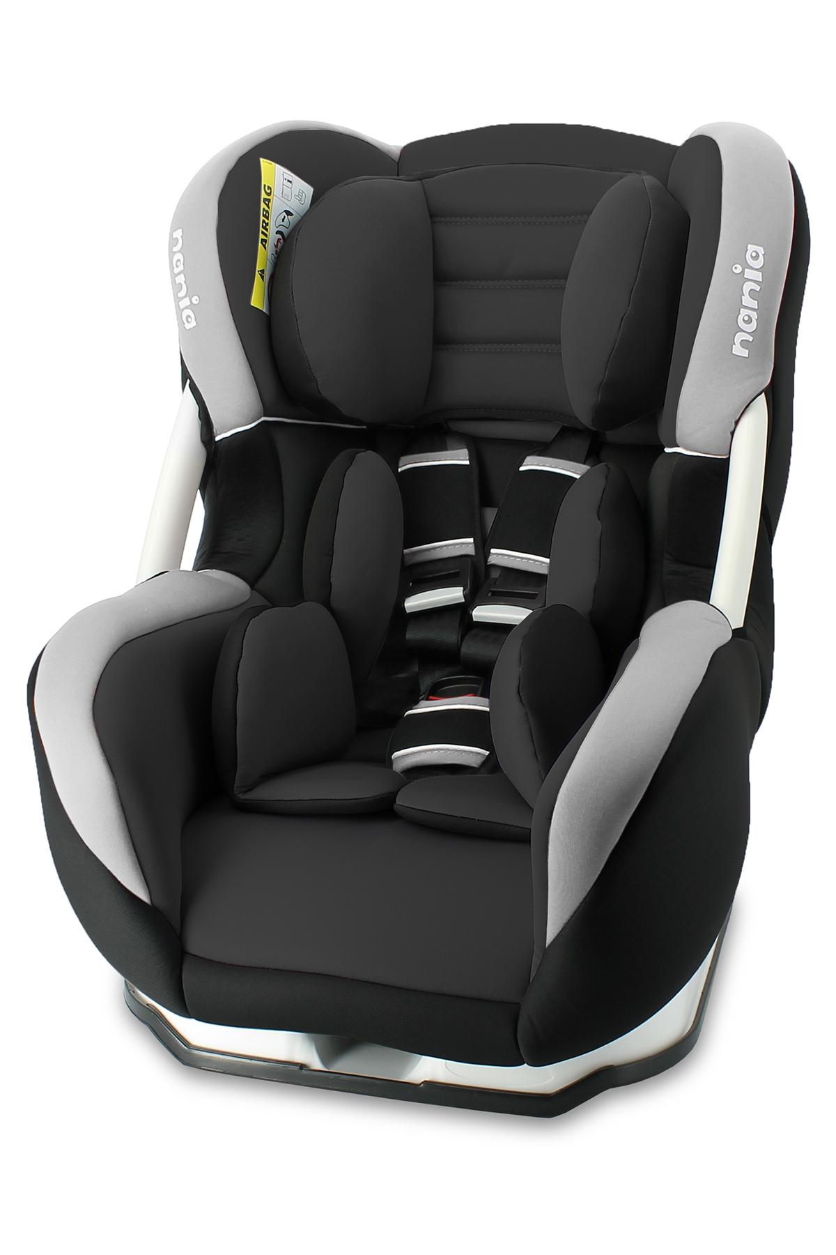 Autostoel Nania Eris SP Premium Black 0 1 2
