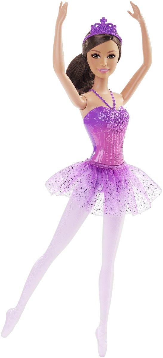 Afbeelding van Barbie Ballerina - Paars