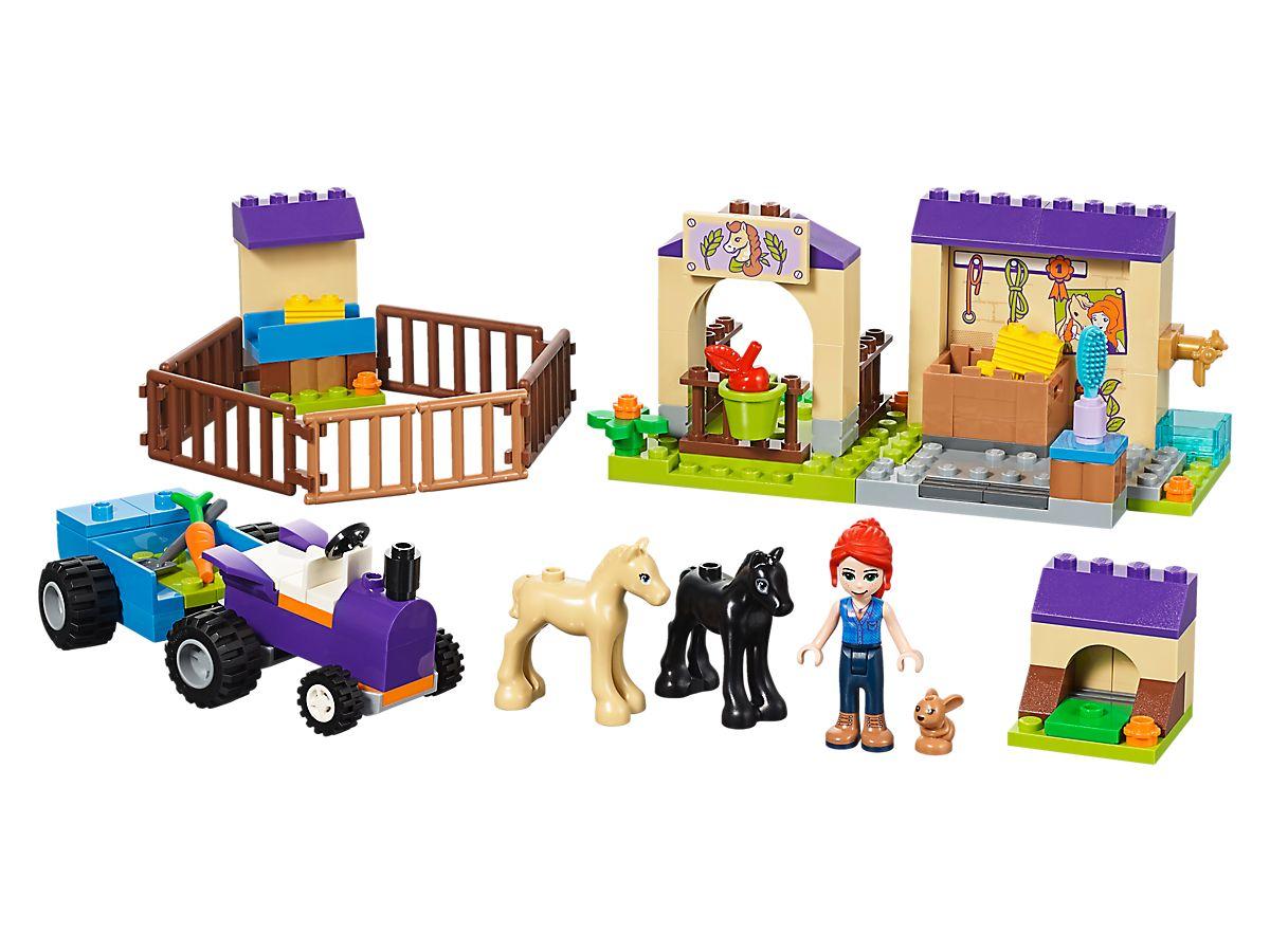 LEGO Friends Mia's Veulenstal