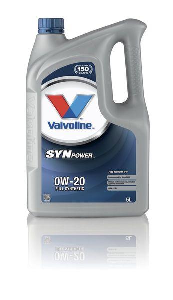 Valvoline Synpower FE 0W20 5 liter