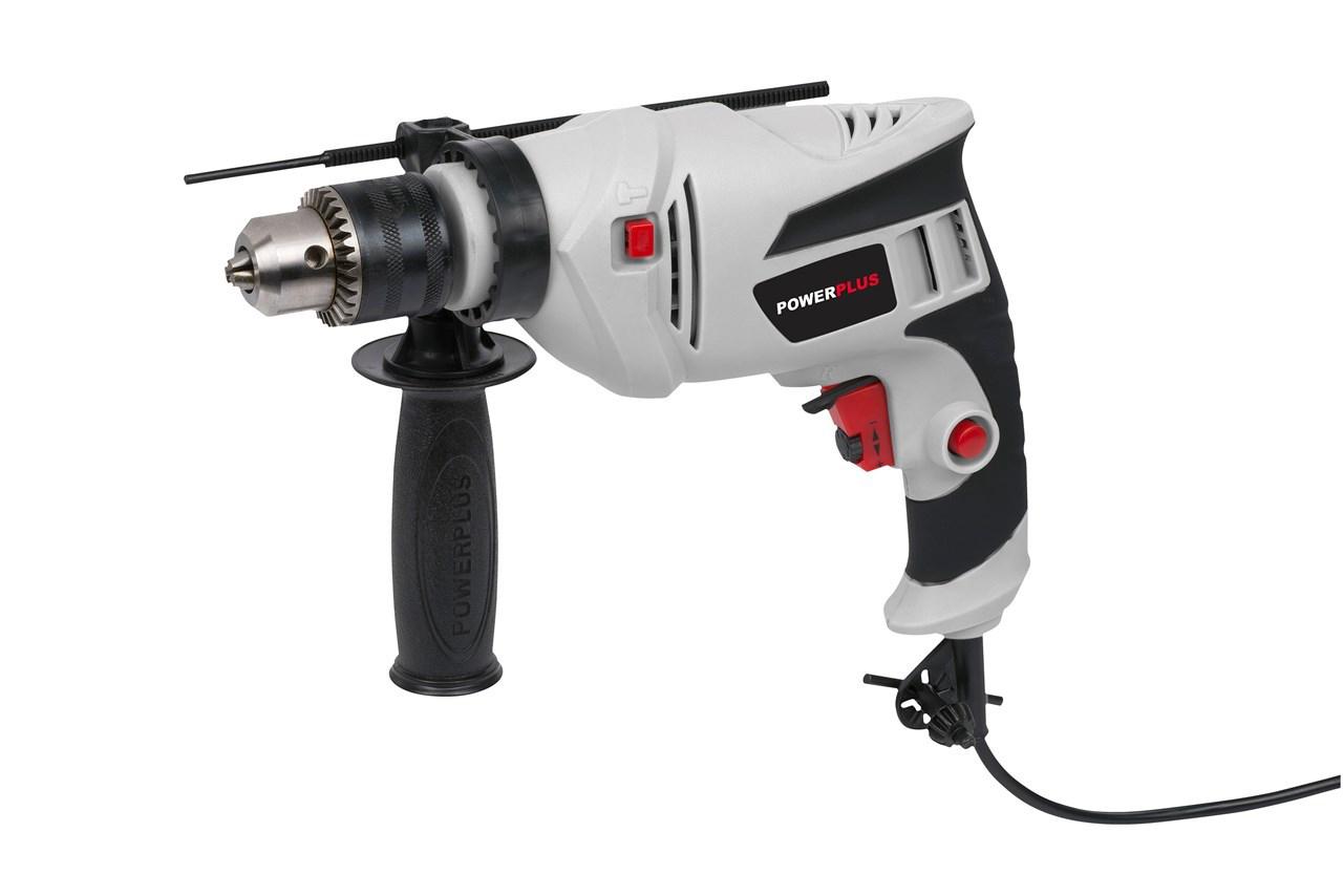 Klopboormachine 500W Powerplus POWC1010