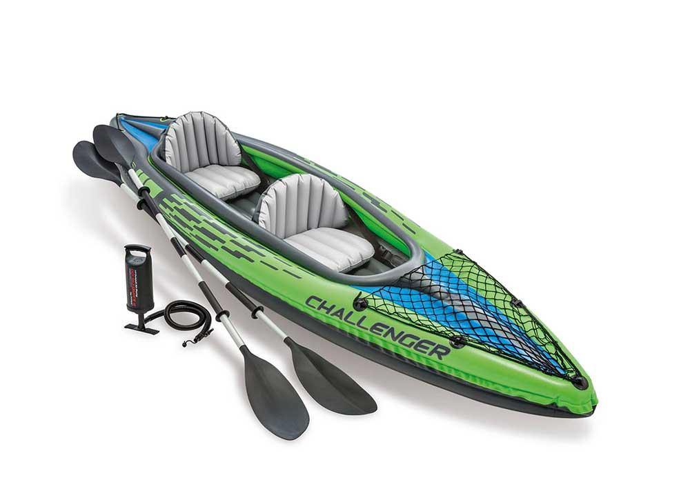Opblaasboot Intex Challenger K2 Kayak