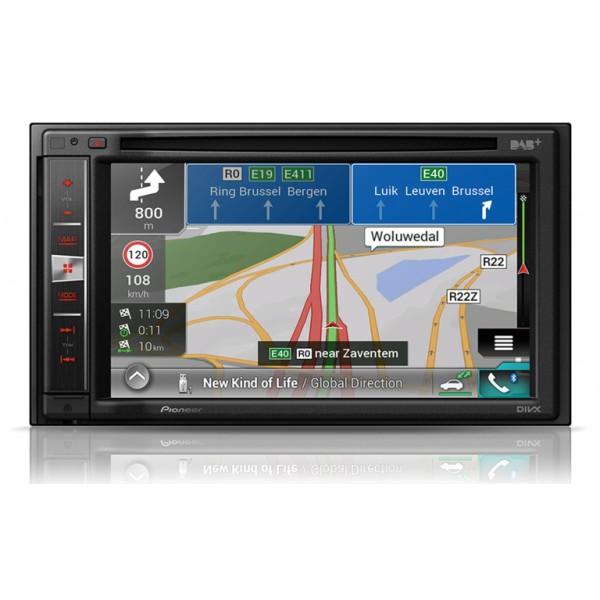Pioneer AVIC-F980DAB Heuts.nl > Audio & navigatie > Autoradio