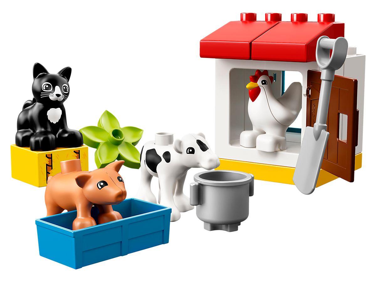 LEGO Duplo Boerderijdieren 10870