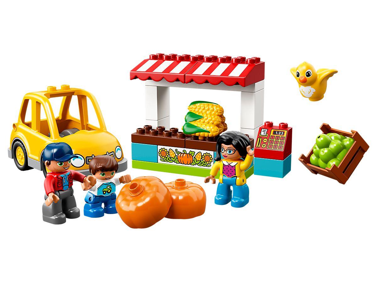 LEGO Duplo Boerenmarkt 10867