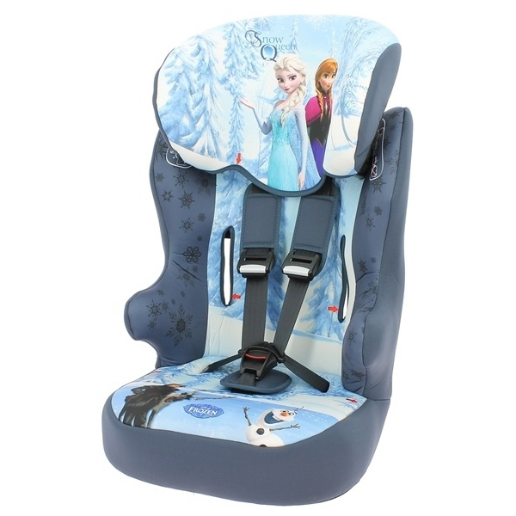 Autostoel Disney Racer Frozen 1-2-3