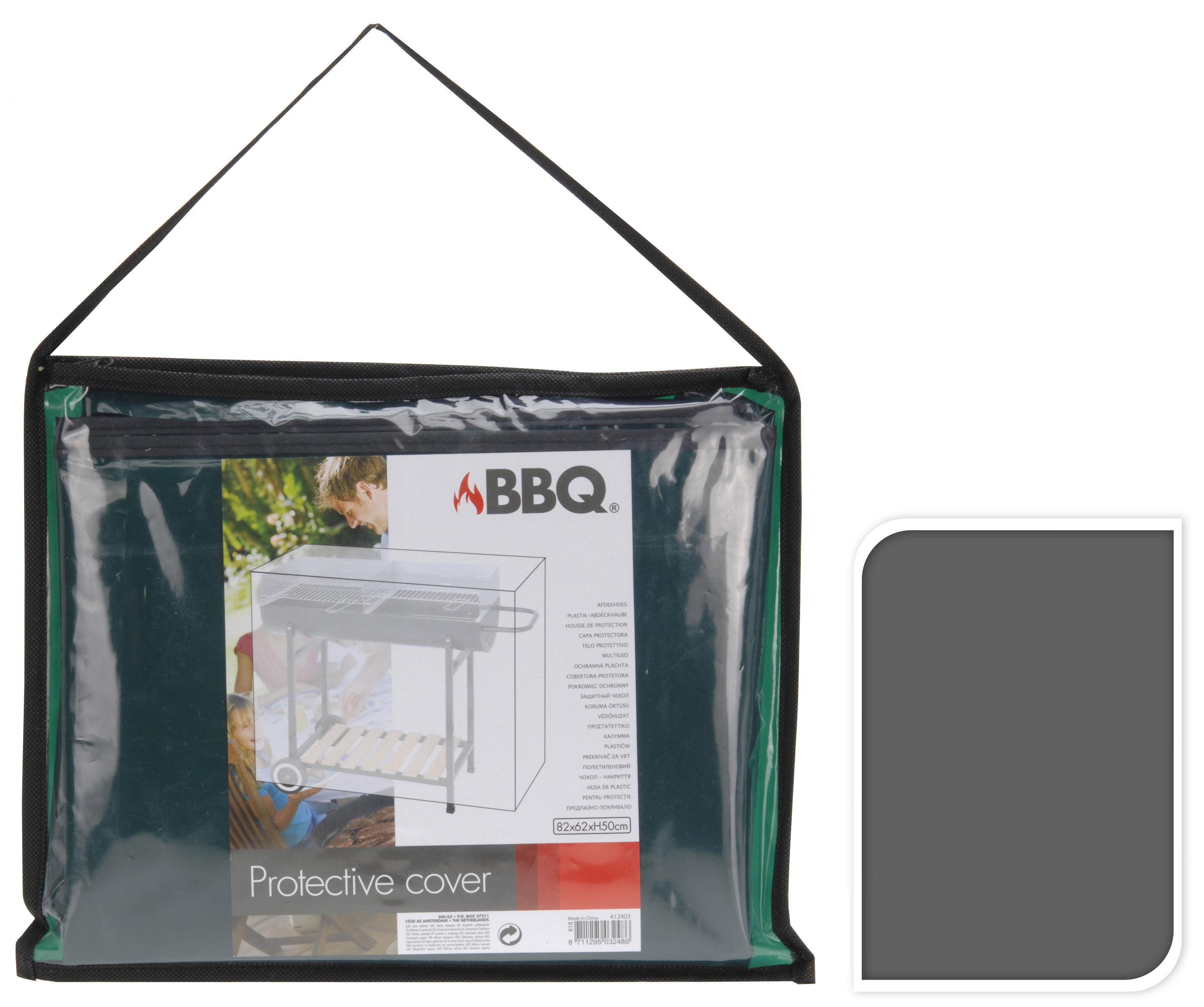 BBQ afdekhoes 82x62x50 cm