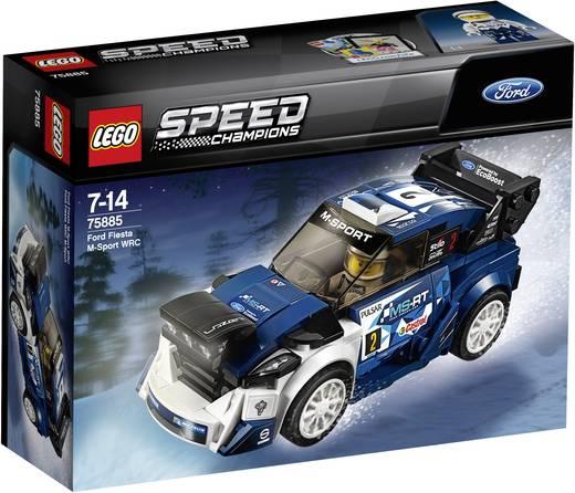 Lego Speed Ford Fiesta M-sport 75885