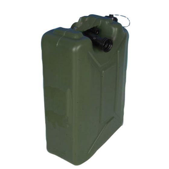 Jerrycan-20ltr-plastic-groen