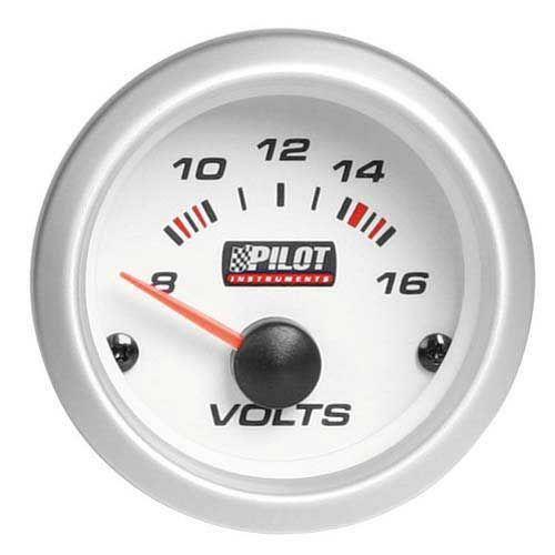 Electrische-V-meter