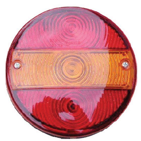 Achterlicht-150mm-3-functie-rond