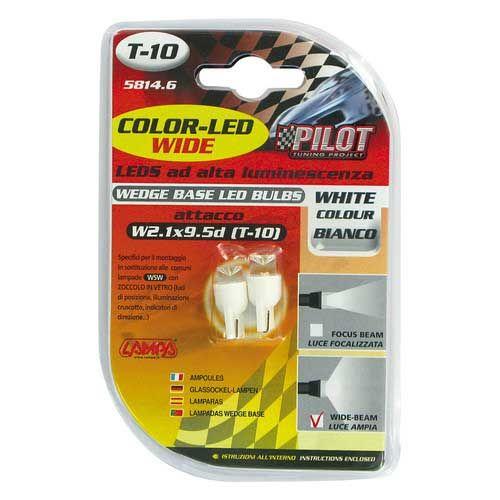 Verlichting-T10-lamp-1x-LED-12V-wit-WB