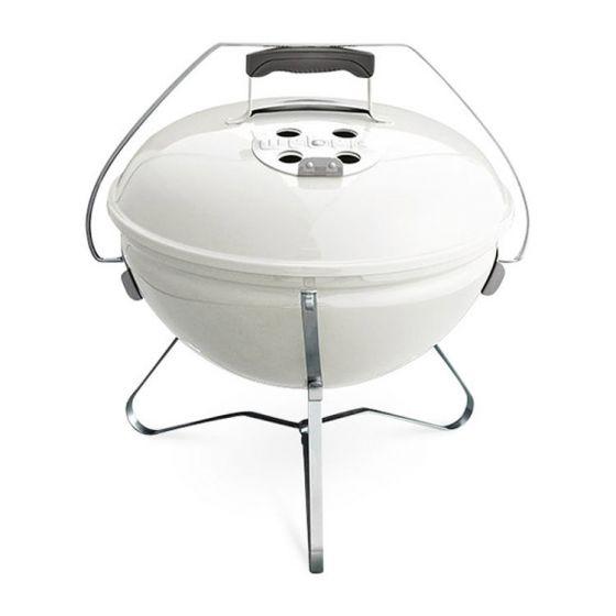 Weber Smokey Joe Premium Black (Ø 37cm) Houtskool BBQ | Heuts