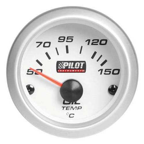 Electrische-olie-druk-meter