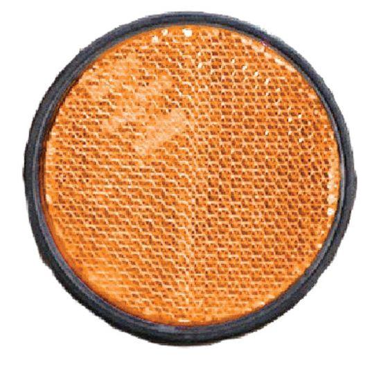 Reflector-60mm-zelfklevend-oranje