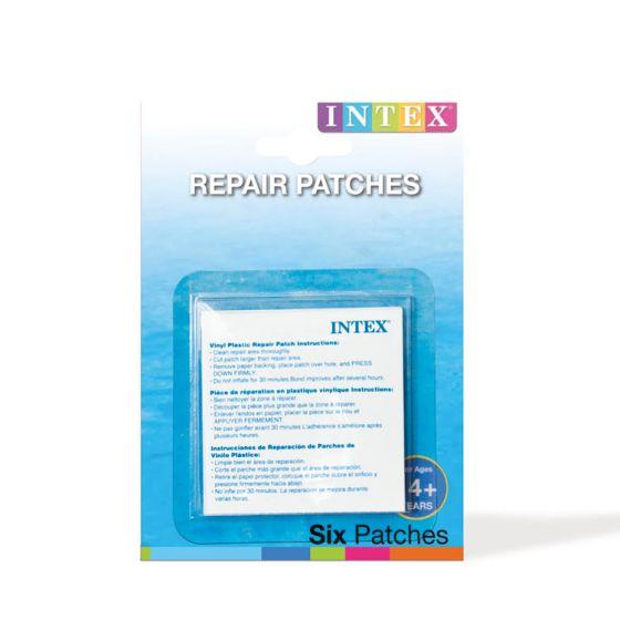 Intex-Reparatieset---Set-van-6-zelfklevende-plakkers