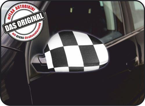 Spiegelset-racevlag-sticker