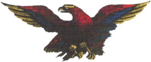 Adelaar-sticker