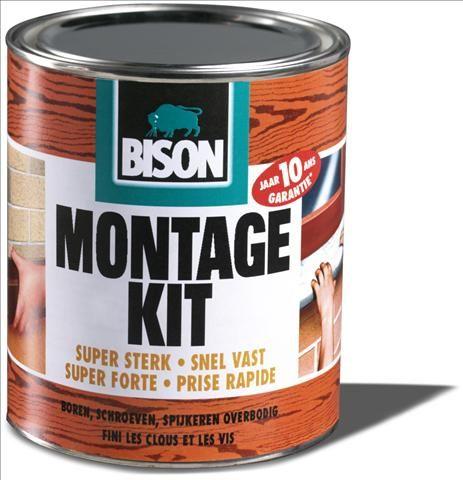 Bison-Montagekit-Origineel-750gram