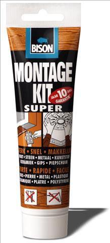 Bison-Montagekit-Super-Transparant-