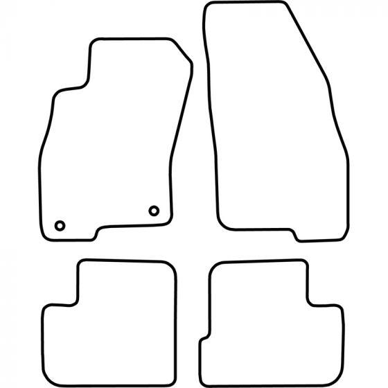 Automatten-Fiat-Grande-Punto-2005-2011